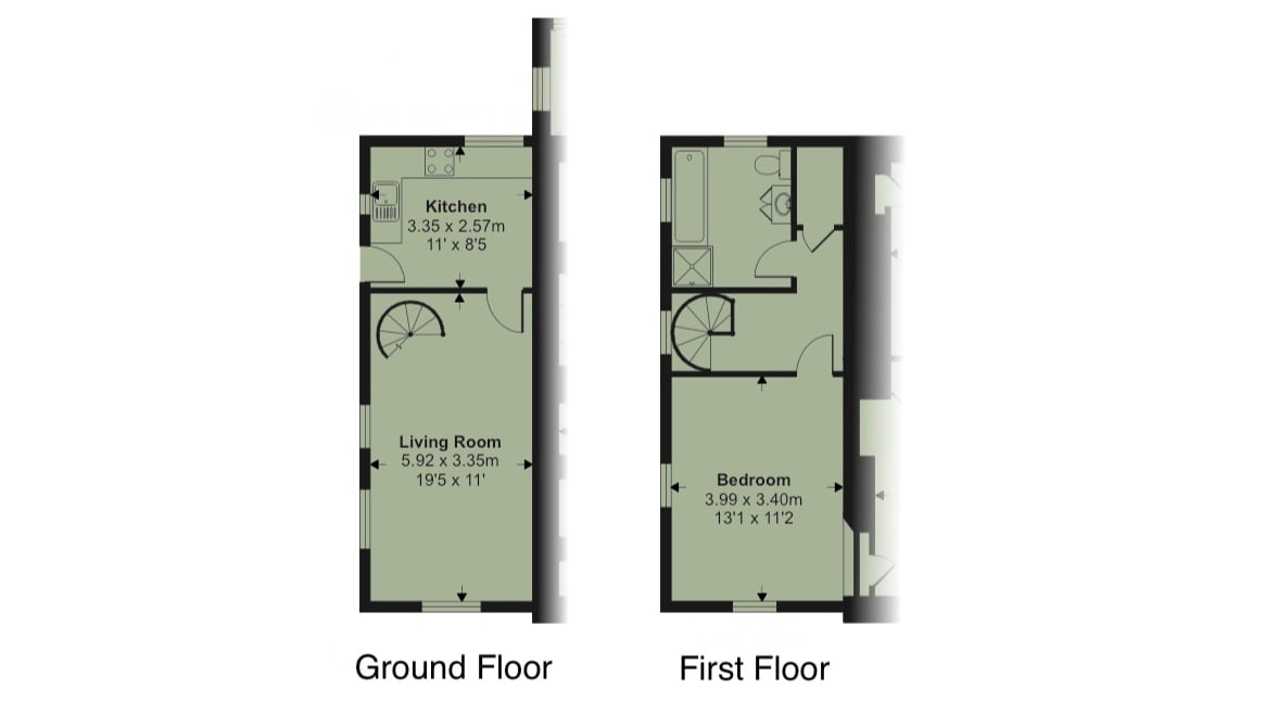 Cavasson Floor Plan