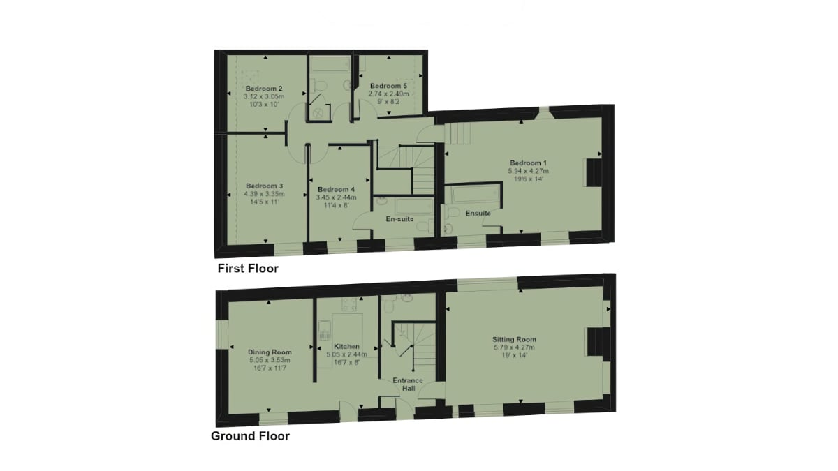 Kimblewick Floor Plan