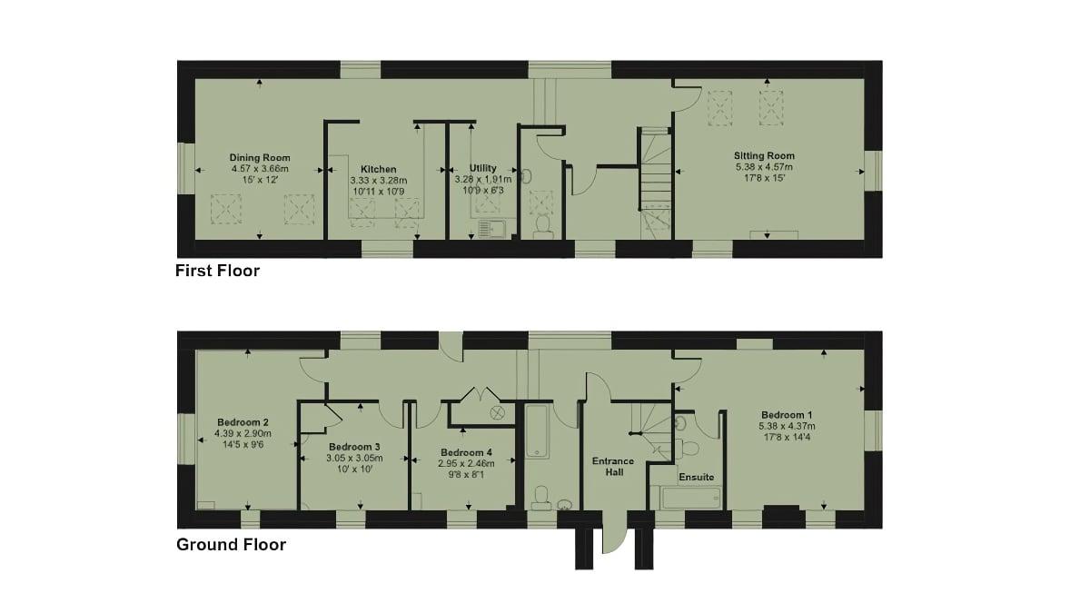 Kineton Floor Plan