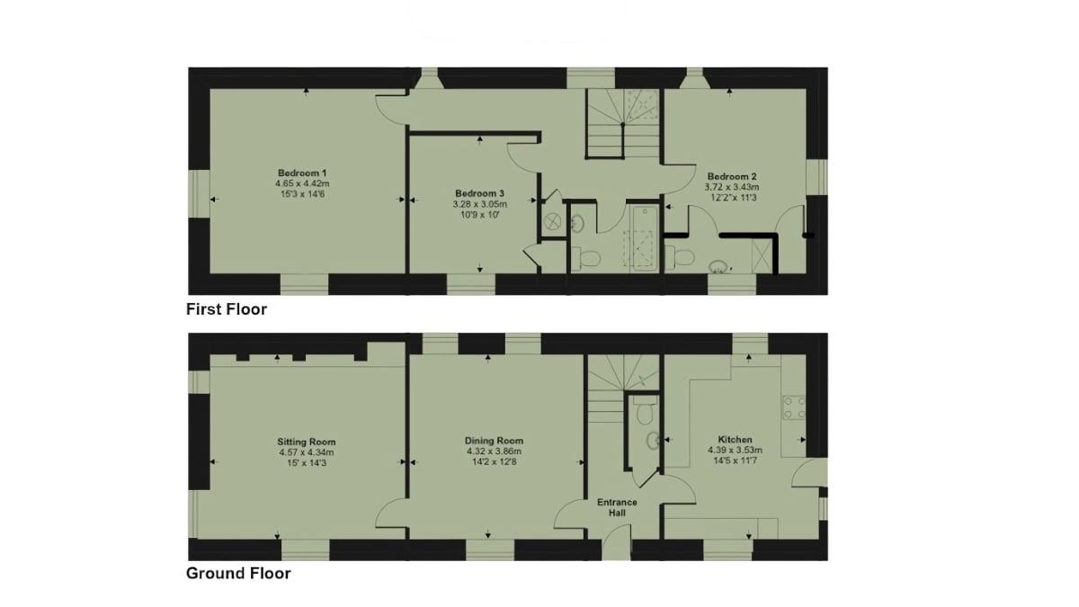 Mullen Floor Plan