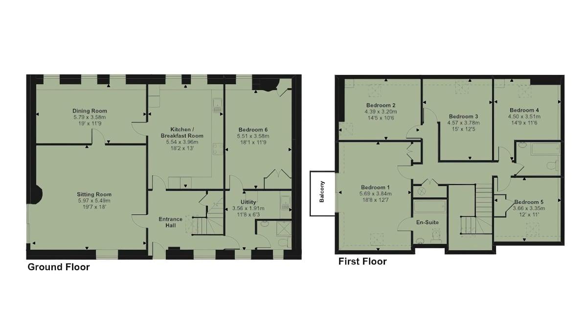Pelham Floor Plan