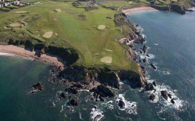 A golf tour in South Devon
