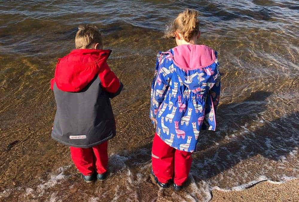 How to have a toddler friendly holiday
