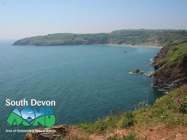 Walking in South Devon